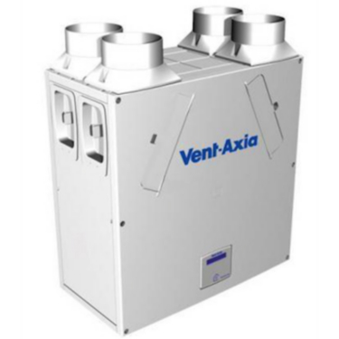 Vent-Axia Lo-Carbon Kinetic E Mvhr Unit 443303