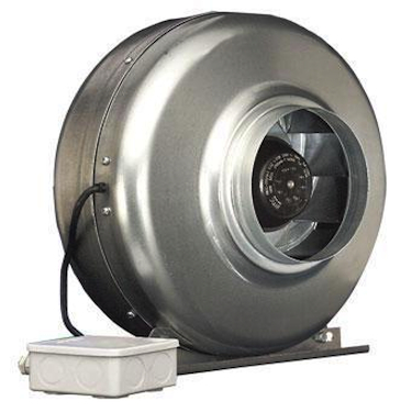 Vent Axia Ach Range Fan - 125mm - Steel Galvanised