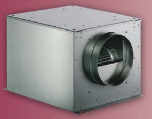 Lqtc 125 Losound C Attenuated Inline Fan