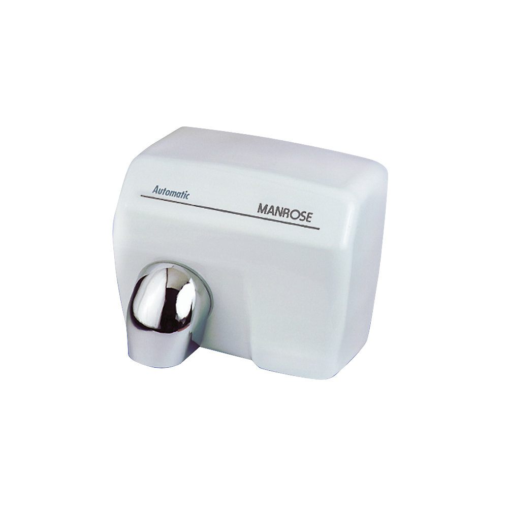 Manrose Man/E-88A Hand Dryer - Automatic/Heavy Duty