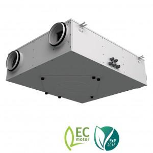 Blauair ERV EC DB 150  Horizontal Slimline Ceiling Mounted Energy Recovery Unit