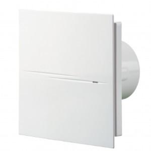 100mm Blauberg Calm Design Low Noise Energy Efficient Bathroom Extractor Fan White - ...