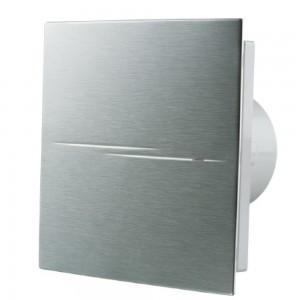 100mm Blauberg Calm Design Hi Tech Low Noise Energy Efficient Bathroom Extractor Fan ...