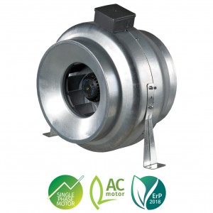 NEW STOCK EXPECTED W/C 16/11/2020 - Blauberg Centro-Mz In-line Centrifugal Fan -...