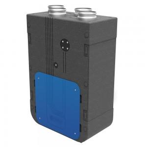 Blauberg Heat Recovery Ventilation Unit - Whole House MVHR System - EC S5B 270