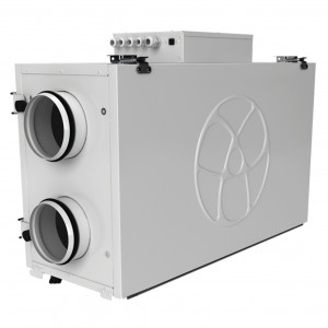 Blauberg Heat Recovery Ventilation Unit - Whole House Vertical MVHR System - Komfort ...