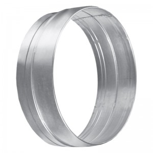 Blauberg Metal Male Coupler - 100mm