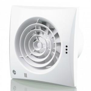 100mm Blauberg Calm Low Noise Hush Quiet Energy Efficient Bathroom Extractor Fan Whit...