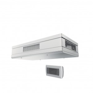 Blauberg Civic EC DB Ceiling Mounted Heat Recovery Unit with Summer Bypass, Pre and P...