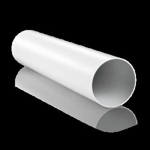 100mm 4 Inch Round Plastic Ducting Pipe - Blauberg Blaufast PVC Circular Ventilation ...