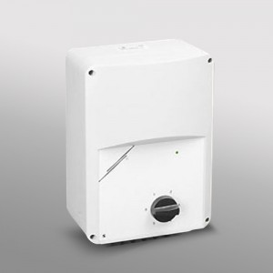 1-phase Blauberg STR-1 Auto transformer 5-Step Extractor Fan Speed Controller - 5 Amp