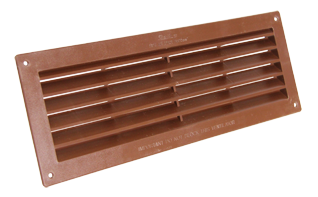 Small Compartment Vent -Brown- Pairs