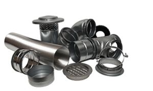 Metal, Galvanised Ducting Range