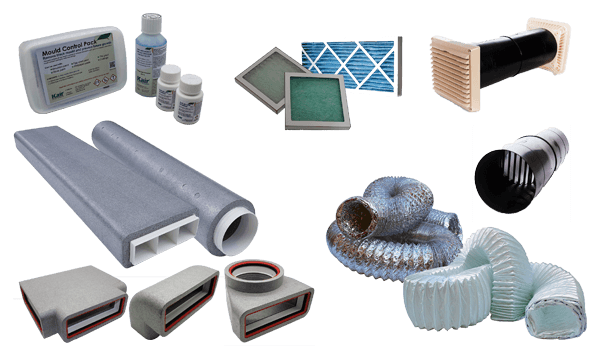 Other Ventilation Supplies