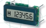 Hour Meter To Monitor Hours Run (Pcb Mounted)