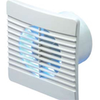 Manrose Flat Domestic Fan Range
