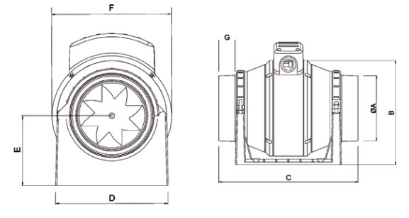 mf100 extractor fan manmf125t manrose mf125 mixflo fan 125mm manrose mf100s wiring diagram at panicattacktreatment.co