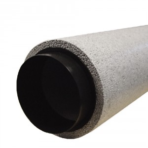 NUAIRE DUCTMASTER THERMAL NTD-125-1M - INSULATED PIPE 125MM DIAMETER 1M LENGTH