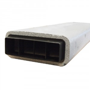 Nuaire Ductmaster Thermal 220X90 Insulated Duct Pipe - 1M Length