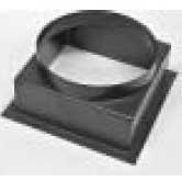 Plastic Grille Box - 450X450X315mm