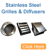 stainless steel grilles