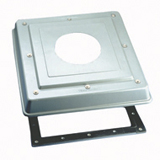 VENTAXIA ROOF PLATE ASSEMBLY - SIZE 6