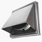 Cowled Outlet Non-return Flap