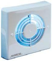 Manrose XP120ATP Fan - Auto Timer Pull Cord - 120mm