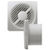 GREENWOOD SELECT 100MM TIMER FAN WITH PULL CORD AND GRAVITY